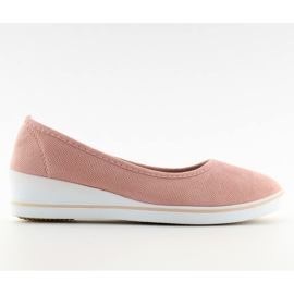 Ballet pumps pink D73 pink