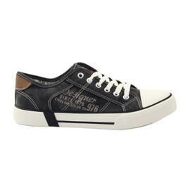 DK Sneakers sneakers tied 0024 gray grey