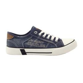 DK Sneakers with sneakers 0024 jeans navy