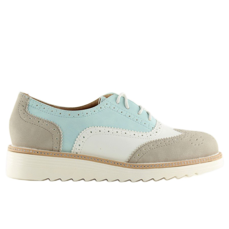 A-9250 Gray women's loafers grey