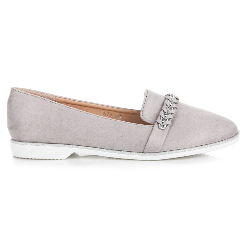 Bestelle Gray shoes in the spring grey