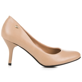 Vices Classic Pumps brown