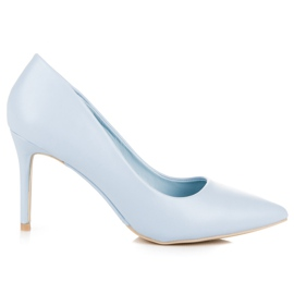 Vices Pastel heels blue