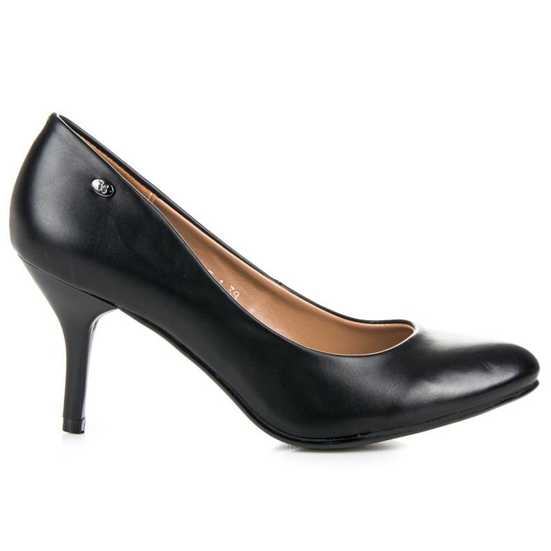Vices Black high-heels