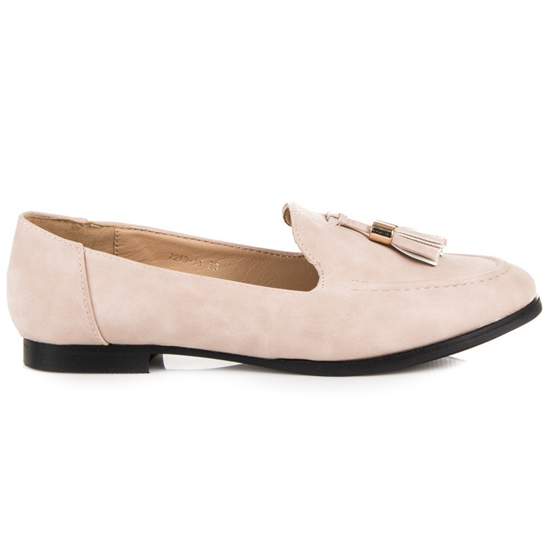 Vices Loafers with tassels brown