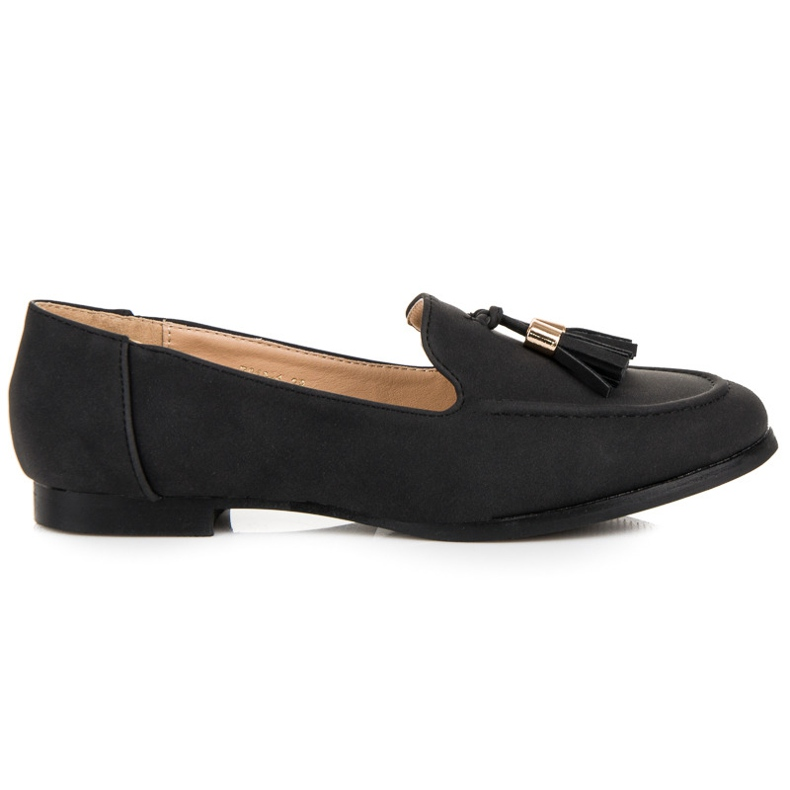 Vices Loafers with tassels black