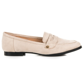Seastar Suede loafers shoes brown