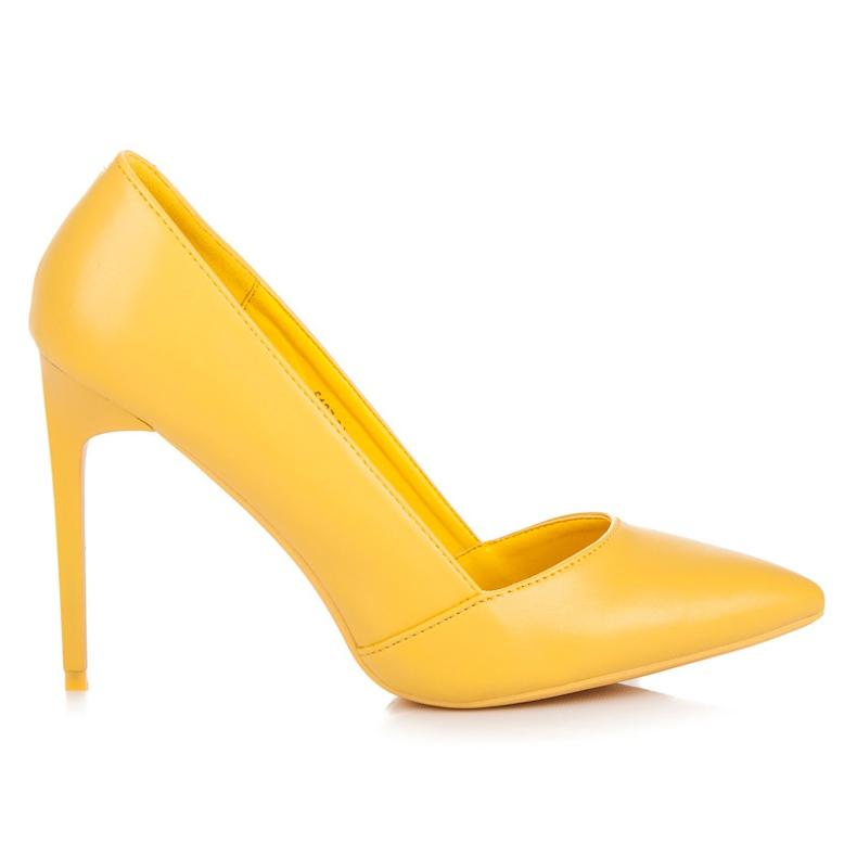 Elegant Vices yellow