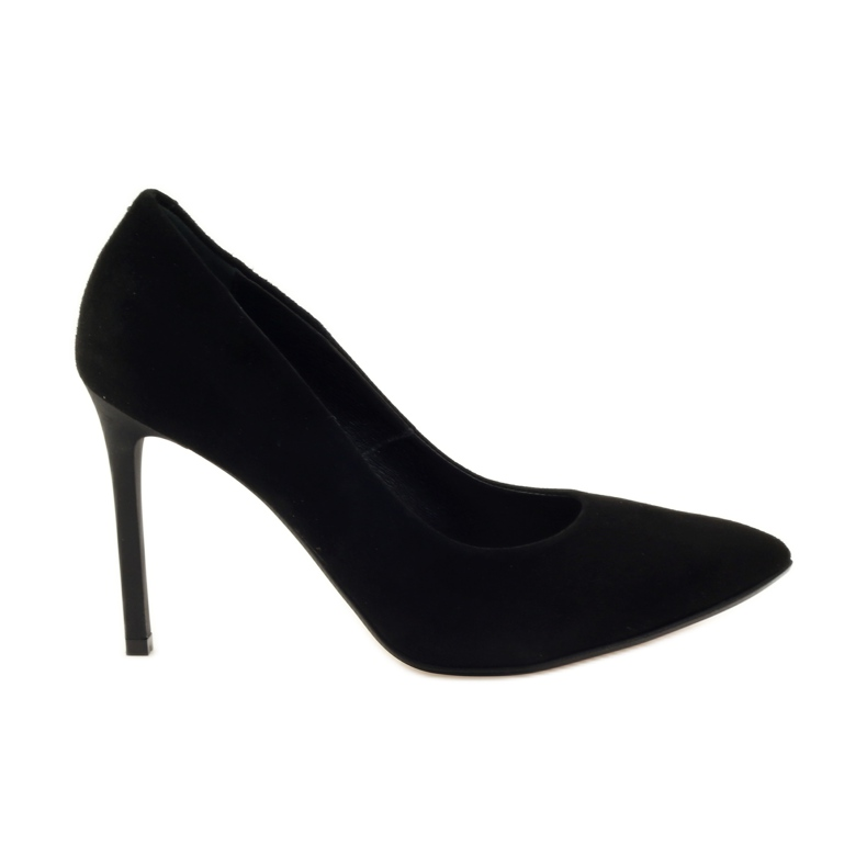 Edeo Pumps On High heel 3162 black