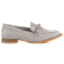 Vices Spring Moccasins grey