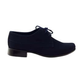 Boots communion Gregors 429 navy blue