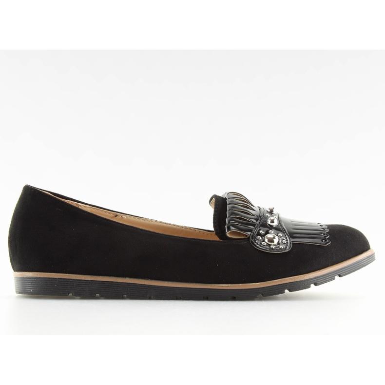 Moccasins black DM30P Black