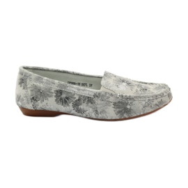 Filippo Lordsy women's loafers F 006 gray grey
