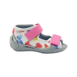 Befado children's shoes slippers sandals 242p075