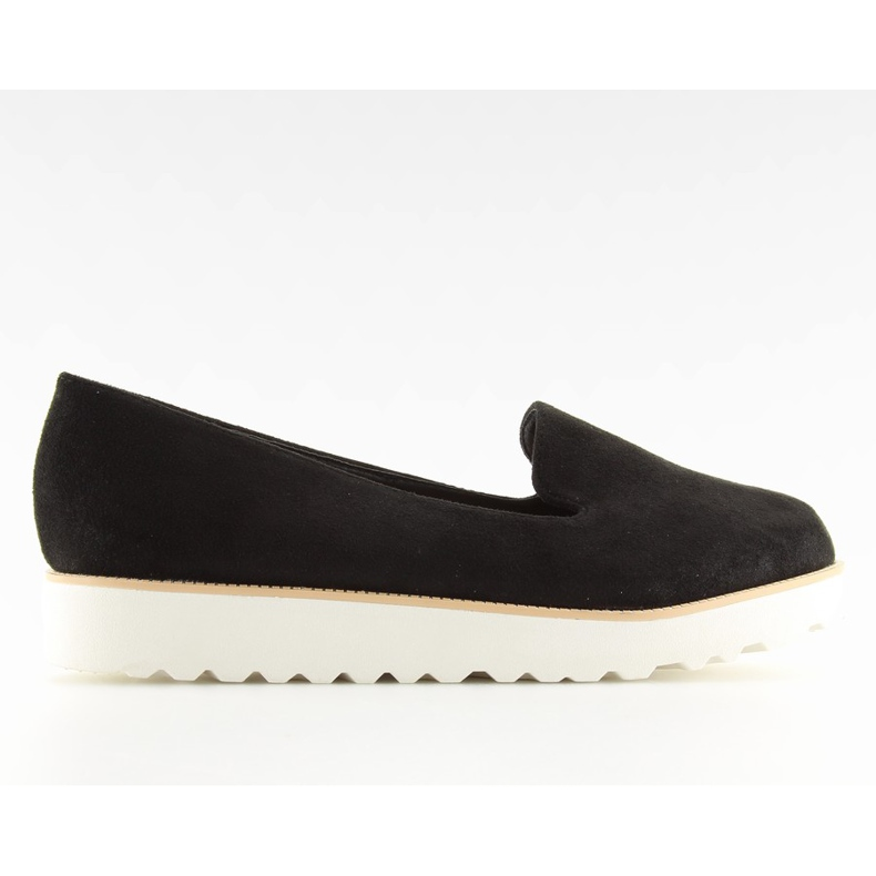 Loafers lordsy black T309P black