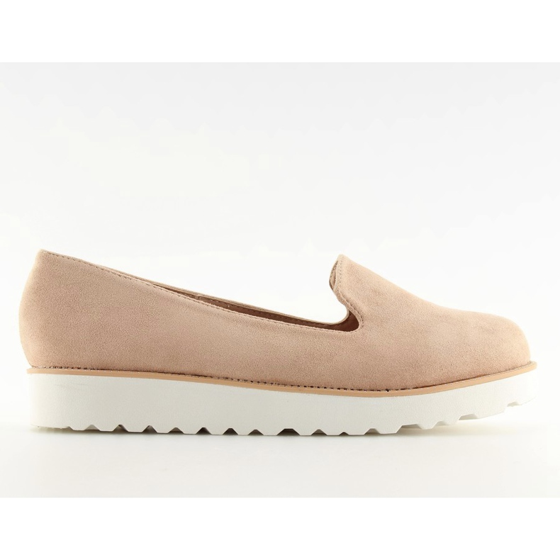 Moccasins lordsy pink T309P pink