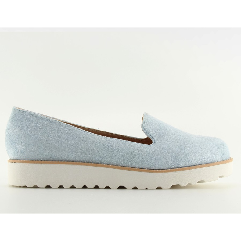 Loafers lordsy blue T309P Blue