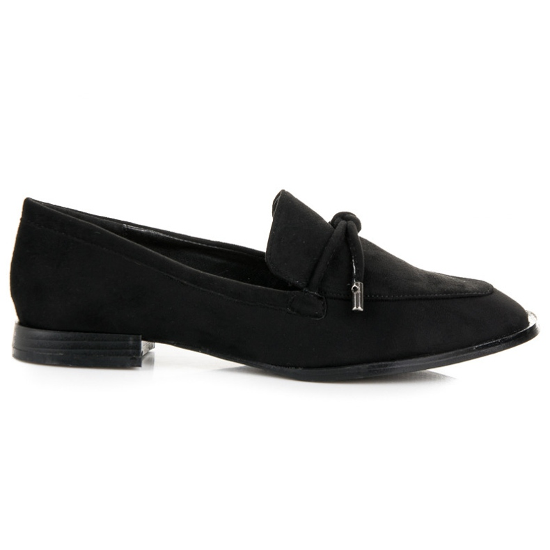 Spring VICES Loafers black