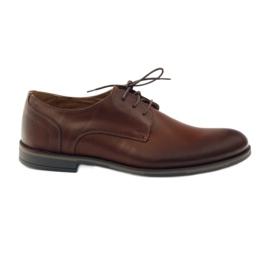 Brown Riko men's casual shoes 838