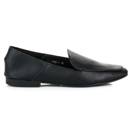 Classic moccasins vices black