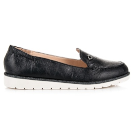 VICES Slip-on shoes black