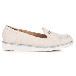 Slip-on shoes vices brown