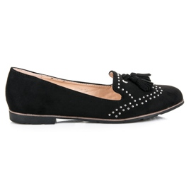 Seastar Stylish footwear in the spring black