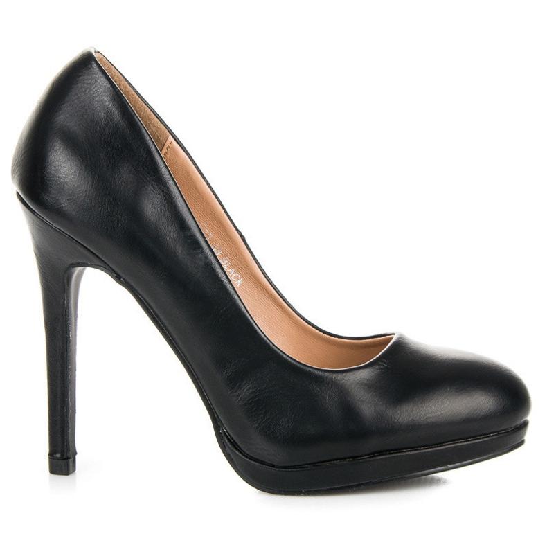 Seastar Classic black heels