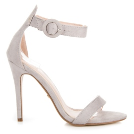 Seastar grey Sandals Fastened With A Buckle