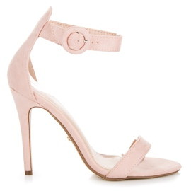 Seastar pink Sandals Fastened With A Buckle