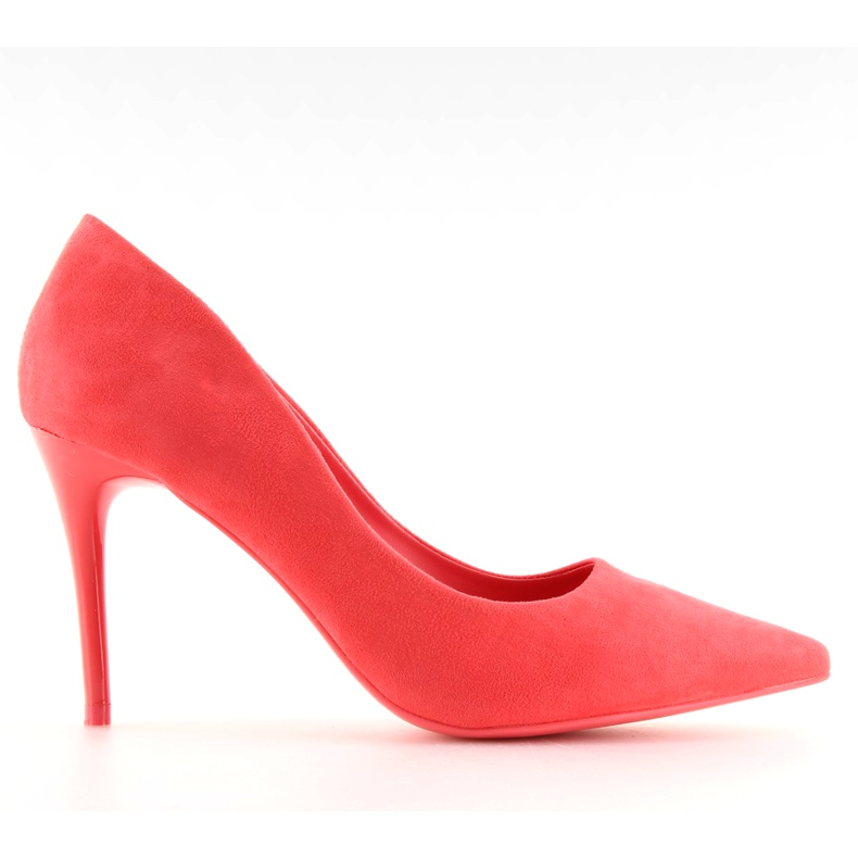 Women's coral shoes GF-JX78 Fuchsia pink