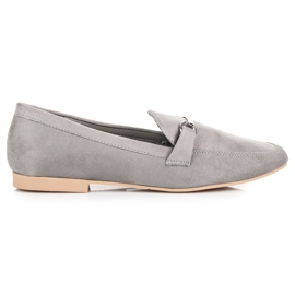 Women's loafers vices grey