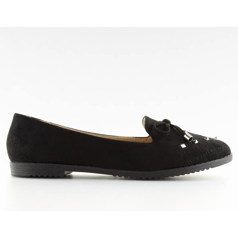 Moccasins lordsy black 2568 Black