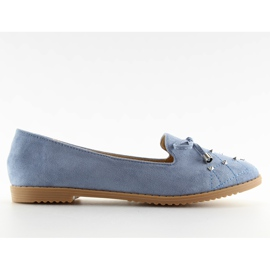 Loafers lordsy blue 2568 blue