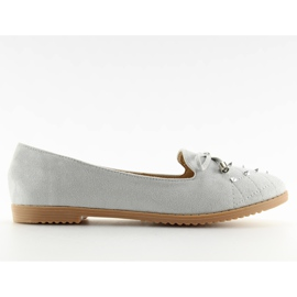 Loafers lordsy gray 2568 gray grey