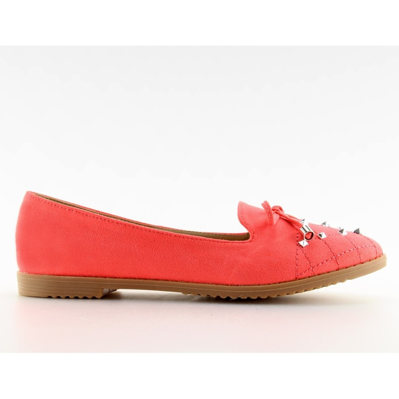 Moccasins orange lordsy 2568 Red