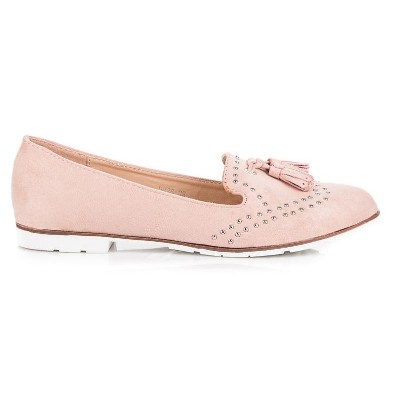 Seastar Stylish footwear in the spring pink