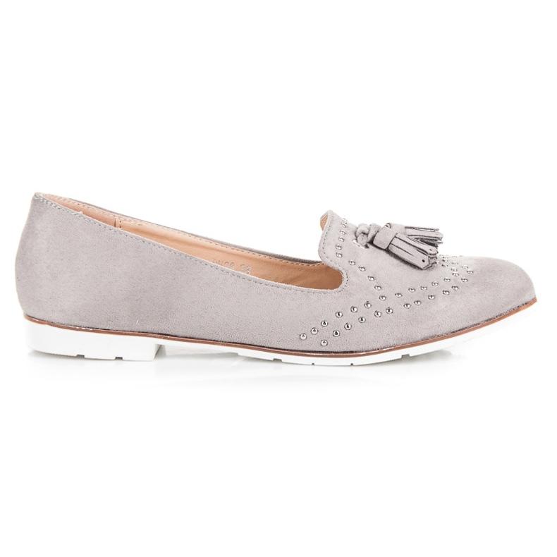 Seastar Stylish footwear in the spring grey