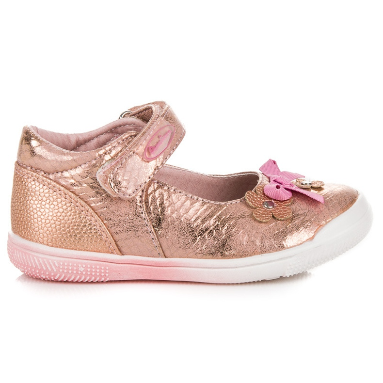 American Club Pink shoes in spring american