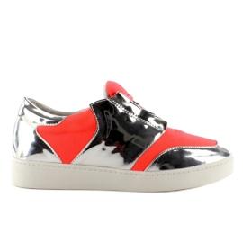 Sport shoes neon mirror GQ2336 Orange