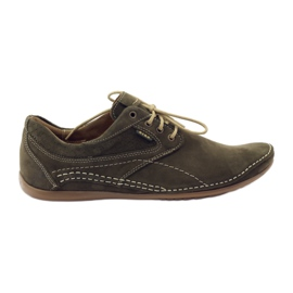 Green Riko men's casual shoes 844