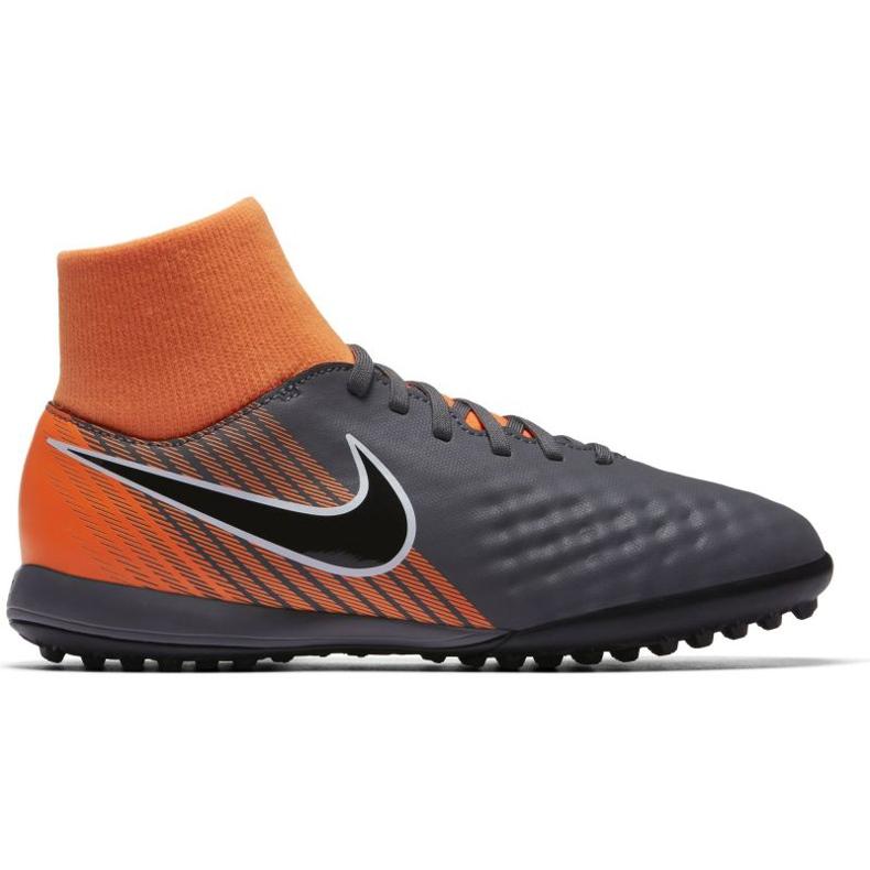 Football shoes Nike Magista Obrax 2 Academ grey multicolored