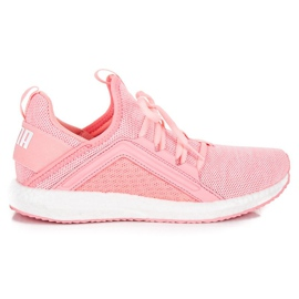 Pink Puma Mega Nrgy Knit WN`S