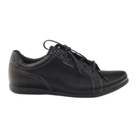 Black Riko men's sports shoes 776