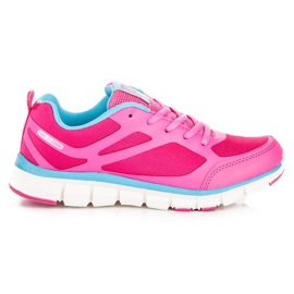 Ax Boxing Classic Sport Shoes pink