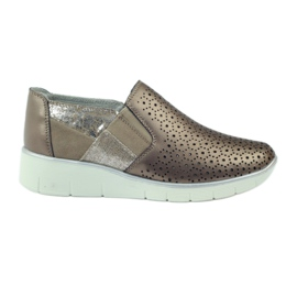 Slip On leather Filippo leather