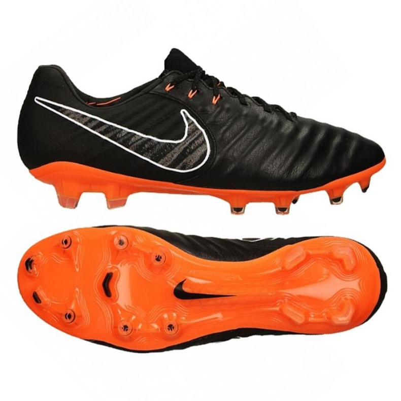 Football shoes Nike Tiempo Legend 7 Elite FG M AH7238-080 black