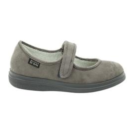 Befado women's shoes pu 462D001 grey