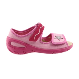 Pink Befado children's shoes pu 433X032
