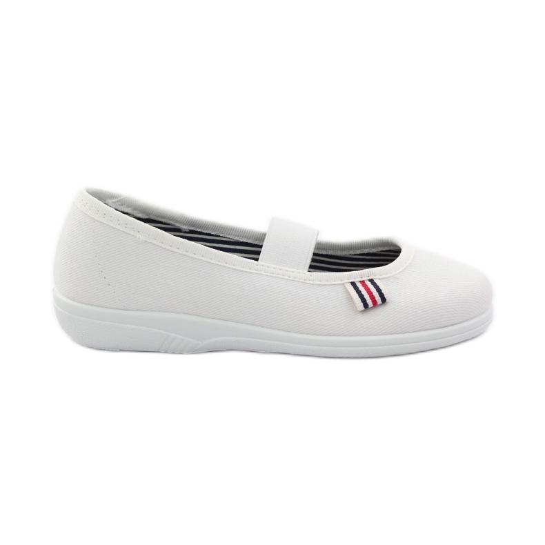 Befado children's shoes 274X013 white